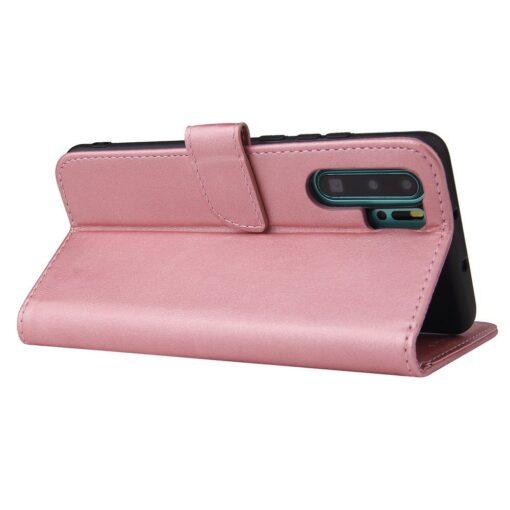 Huawei P30 Pro magnetiga raamatkaaned roosa 1