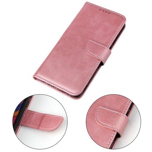 Huawei P30 Pro magnetiga raamatkaaned roosa 4