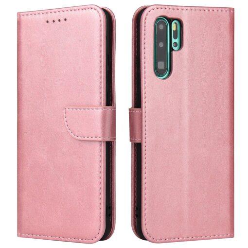 Huawei P30 Pro magnetiga raamatkaaned roosa