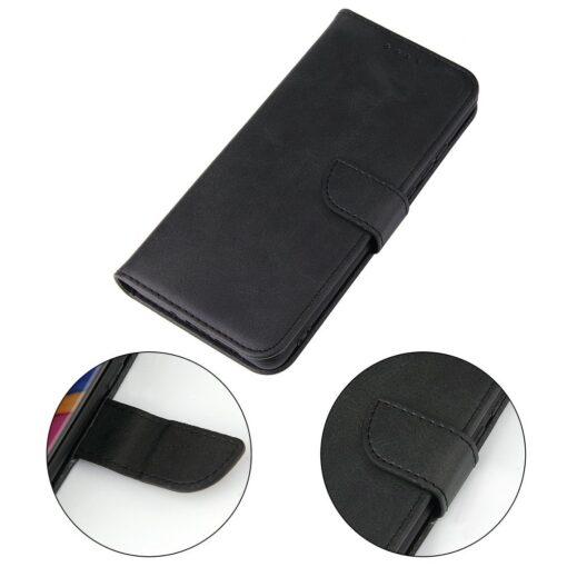 Huawei P30 magnetiga raamatkaaned must 4