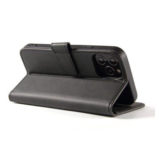 Huawei P40 Lite magnetiga raamatkaaned must 3