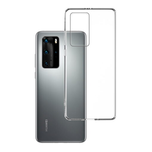 Huawei P40 Pro clear case