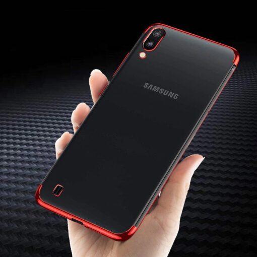 Samsung A10 umbris silikoonist laikivate servadega sinine 4