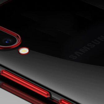Samsung A10 umbris silikoonist laikivate servadega sinine 5