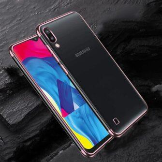 Samsung A10 umbris silikoonist laikivate servadega sinine 7