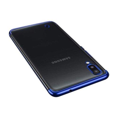 Samsung A10 umbris silikoonist laikivate servadega sinine
