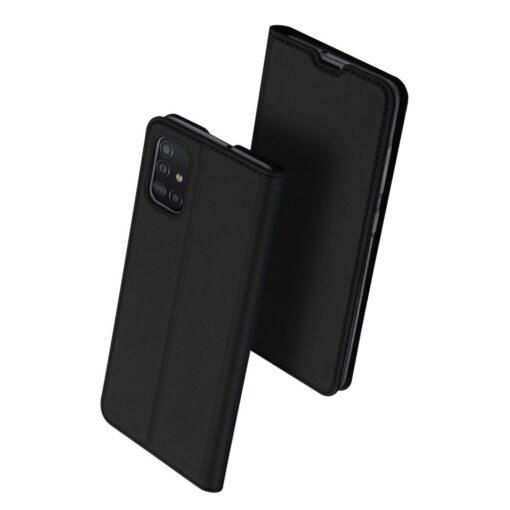Samsung A51 kaaned Dux Ducis Skin Pro kaaned must 1