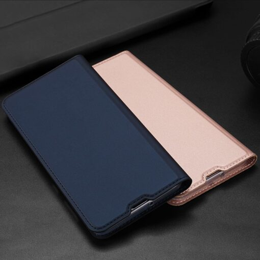 Samsung A51 kaaned Dux Ducis Skin Pro kaaned must 16