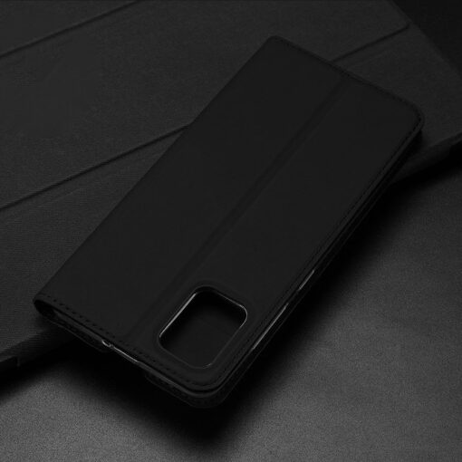 Samsung A51 kaaned Dux Ducis Skin Pro kaaned must 18