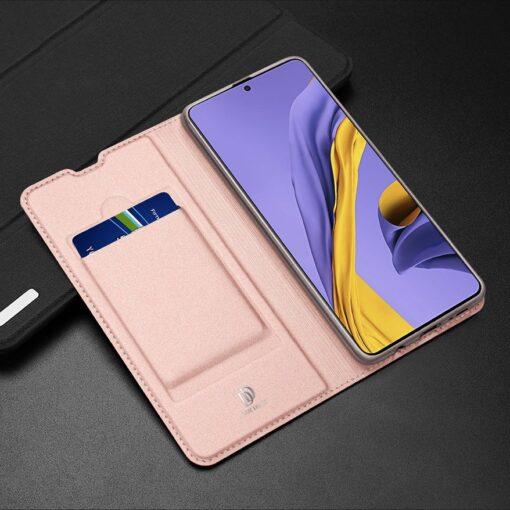 Samsung A51 kaaned Dux Ducis Skin Pro kaaned must 20