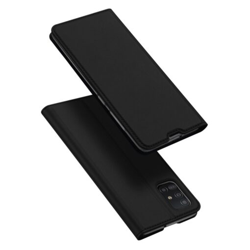 Samsung A51 kaaned Dux Ducis Skin Pro kaaned must