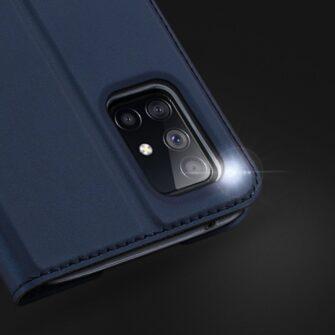 Samsung A51 kaaned Dux Ducis Skin Pro kaaned roosa 14