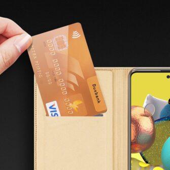 Samsung A51 kaaned Dux Ducis Skin Pro kaaned roosa 16