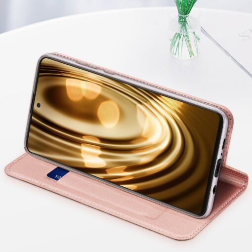 Samsung A51 kaaned Dux Ducis Skin Pro kaaned roosa 17