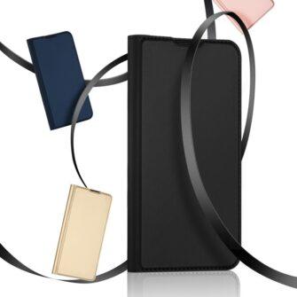 Samsung A51 kaaned Dux Ducis Skin Pro kaaned roosa 18