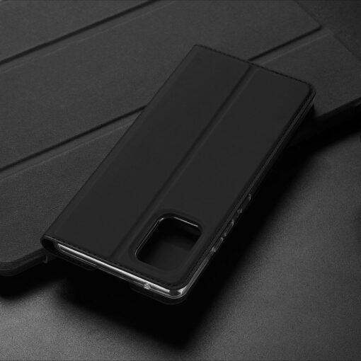 Samsung A51 kaaned Dux Ducis Skin Pro kaaned roosa 20
