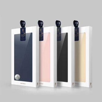 Samsung A51 kaaned Dux Ducis Skin Pro kaaned roosa 23