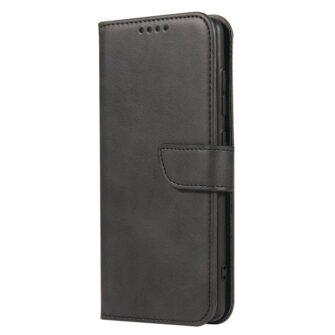Samsung A51 magnetiga raamatkaaned must 1