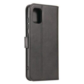 Samsung A51 magnetiga raamatkaaned must 2