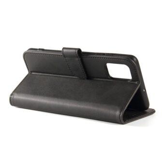 Samsung A51 magnetiga raamatkaaned must 3