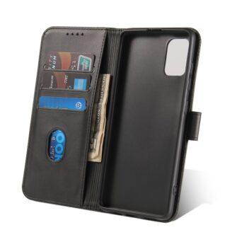 Samsung A51 magnetiga raamatkaaned must 6