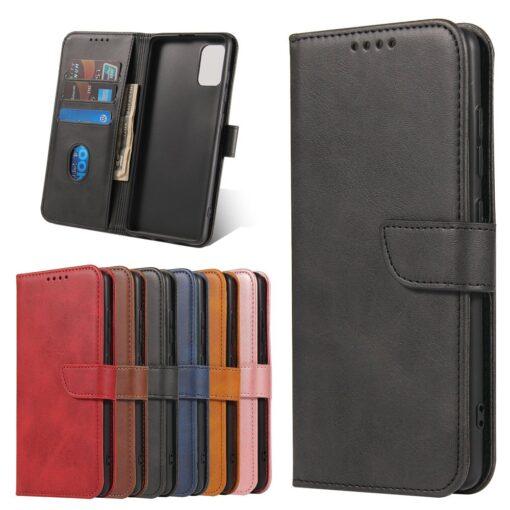 Samsung A51 magnetiga raamatkaaned must 8
