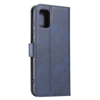 Samsung A51 magnetiga raamatkaaned sinine 2