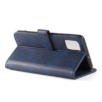 Samsung A51 magnetiga raamatkaaned sinine 3
