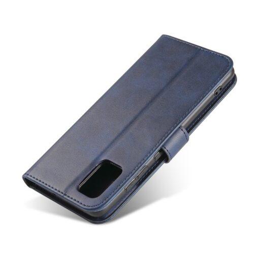 Samsung A51 magnetiga raamatkaaned sinine 7