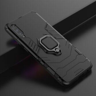 Samsung A70 umbris Ring Armor must 7