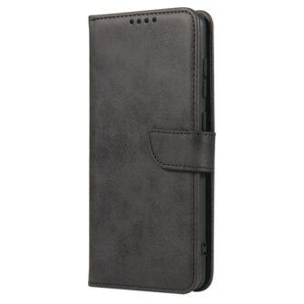 Samsung A71 magnetiga raamatkaaned must 1