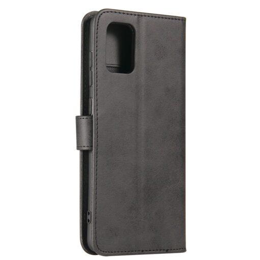 Samsung A71 magnetiga raamatkaaned must 2