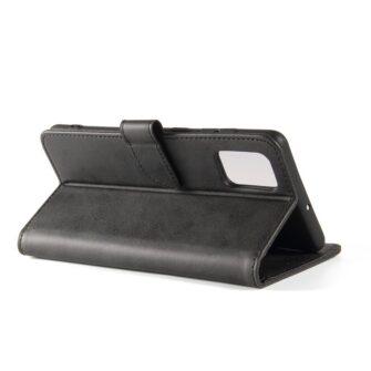 Samsung A71 magnetiga raamatkaaned must 3