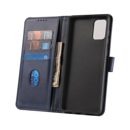 Samsung A71 magnetiga raamatkaaned must 5
