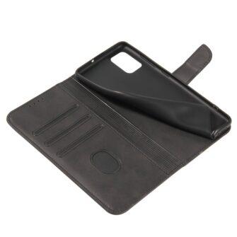 Samsung A71 magnetiga raamatkaaned must 7