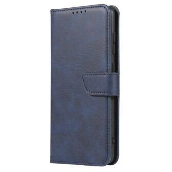 Samsung A71 magnetiga raamatkaaned sinine 1