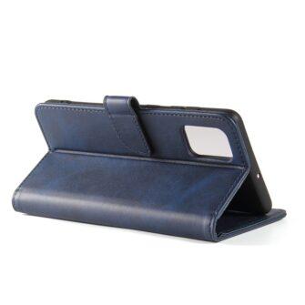 Samsung A71 magnetiga raamatkaaned sinine 4