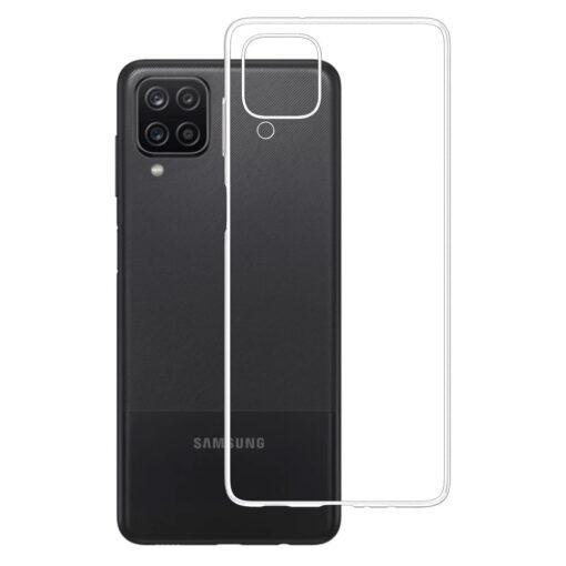 Samsung Galaxy A12 3mk ClearCase
