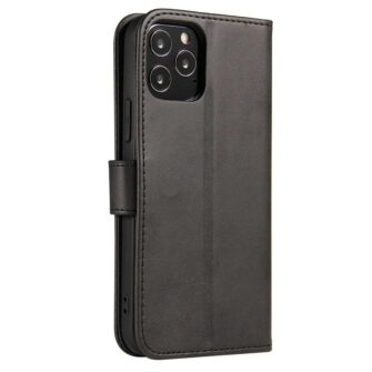 Samsung Galaxy A20e magnetiga raamatkaaned must 1