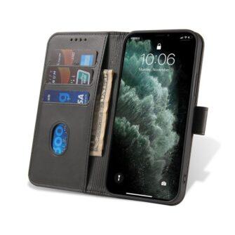 Samsung Galaxy A20e magnetiga raamatkaaned must 5
