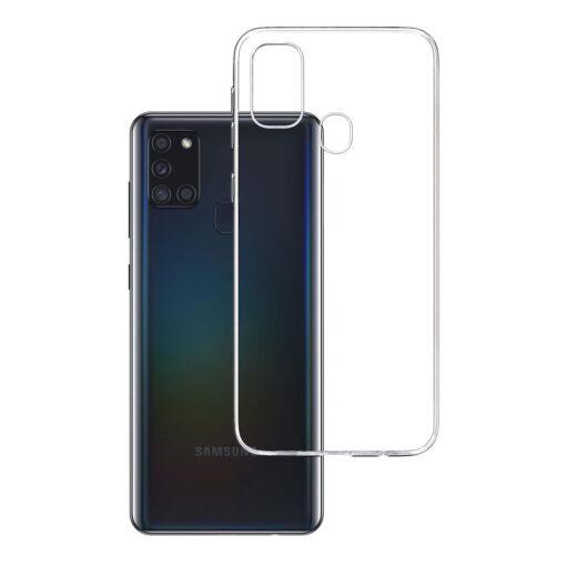 Samsung Galaxy A21s 3mk ClearCase