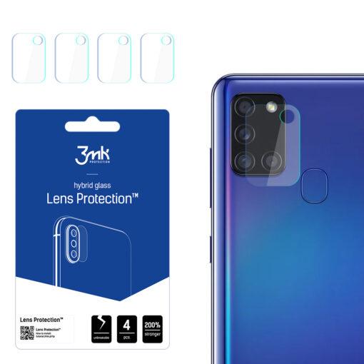 Samsung Galaxy A21s 3mk Lens Protect
