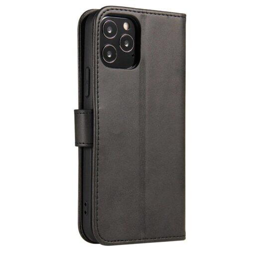 Samsung Galaxy A40 magnetiga raamatkaaned must 1