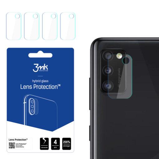 Samsung Galaxy A41 3mk Lens Protect