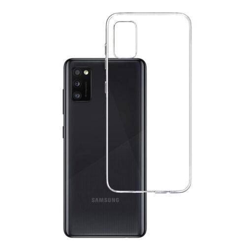 Samsung Galaxy A41 clear case