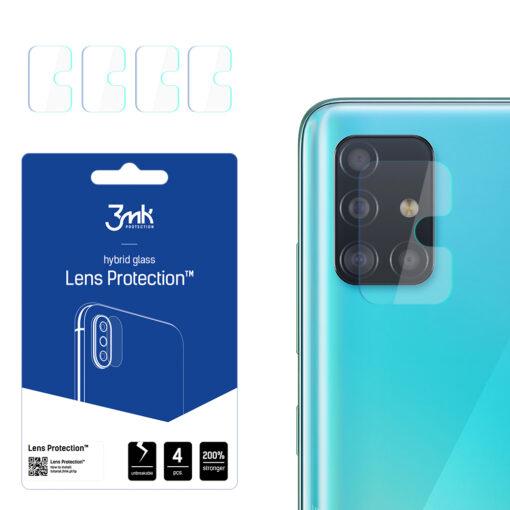 Samsung Galaxy A51 3mk Lens Protect
