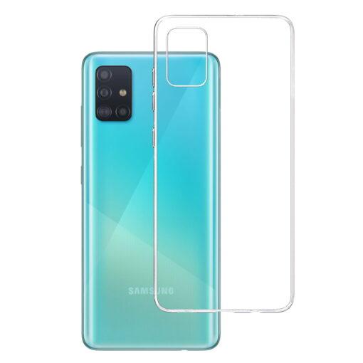 Samsung Galaxy A51 clear case