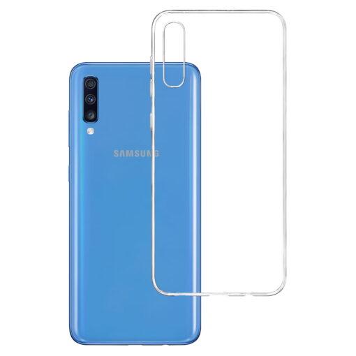Samsung Galaxy A70 clearcase