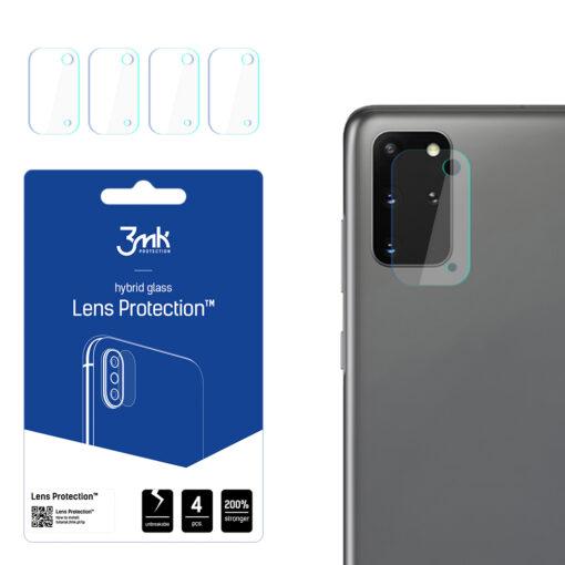 Samsung Galaxy S20 Plus 3mk Lens Protect