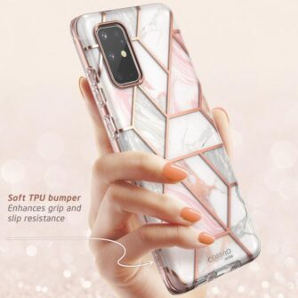 Samsung Galaxy S20 Plus umbris Supcase Cosmo Galaxy Marble 4